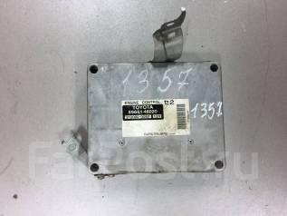 Блок управления двс. Toyota Raum, EXZ10 Двигатель 5EFE