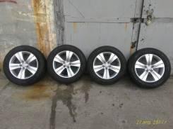 Продам комплект колес R17. 5x114.30 ET35
