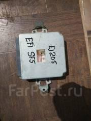 Блок управления двс. Subaru Forester, SF5 Двигатель EJ205