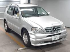 Mercedes-Benz ML-Class. 163, 112