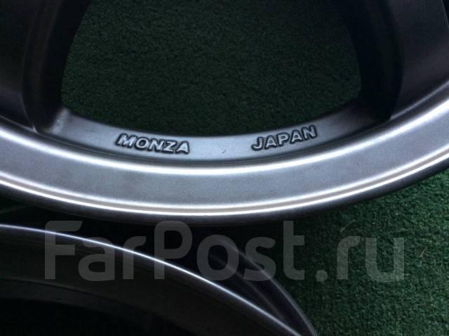 Monza. 6.5x16, 4x100.00, ET40