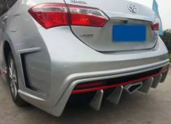 Бампер. Toyota Corolla, ZRE182, NRE180, ZRE181. Под заказ