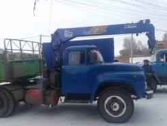ЗИЛ 130. Продам самопогрузчик , газ-бензин, манипулятор Тадано Z300, 3 000 кг., 10 м.