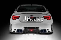 Бампер. Toyota GT 86, ZN6 Subaru BRZ, ZC6. Под заказ
