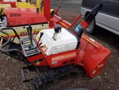 Продам шнекоротор снегоуборочная машина. 600 куб. см.