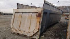 Чмзап. Кузов от самосвального полуприцепа 40 куб., 40 000 кг.