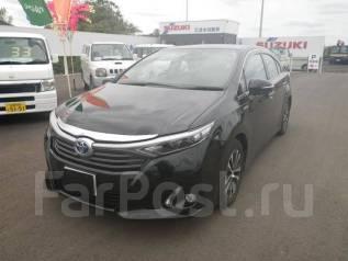 Toyota Sai. вариатор, передний, 2.4, бензин, б/п. Под заказ