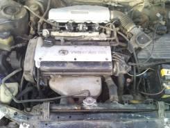 Двигатель в сборе. Toyota Sprinter Marino Toyota Corolla Ceres Двигатель 4AGE