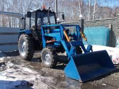 Булат 900, 2017. Погрузчик фронтальный навесной ПКУ -0,9 Булат 900 к тракторам МТЗ, 900 кг.