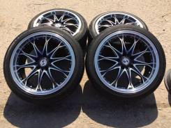 Комплект колёс. 8.0x18 5x114.30 ET45