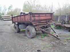 2ПТС-6,5. Продам прицеп тракторный самосвальный, 6 000 кг.
