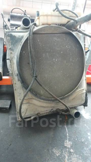радиатор вольво vnl каменс 15