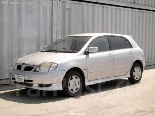 Toyota Allex. автомат, 4wd, 1.3, бензин, б/п, нет птс. Под заказ