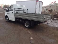 "ГАЗ Газель Next. Газель ""Next"" Борт-Тент 3м, 2 700 куб. см., 1 500 кг."