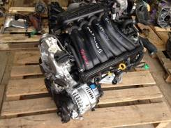 Двигатель в сборе. Nissan Qashqai, J10, J10E Nissan X-Trail, T31, TNT31, NT31, DNT31, T31R Nissan Qashqai+2, J10, J10E Двигатели: MR20DE, MR20