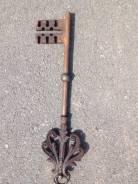 Ключ кованный в интерьер , баню . Оригинал