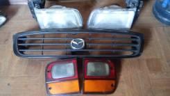 Фара. Mazda MPV, GE5P, LWEW