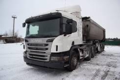 Scania P. Седельный тягач 6х4 440, 13 000 куб. см., 32 000 кг.