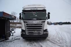 Scania G. 6х4 тягач 440, 13 000 куб. см., 32 000 кг.
