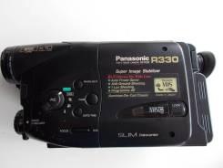 Видеокамера Panasonic VHS-C Movie Camera NV-R330. с объективом