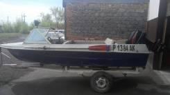 Крым. Год: 1999 год, длина 4,20м., двигатель подвесной, 40,00л.с., бензин