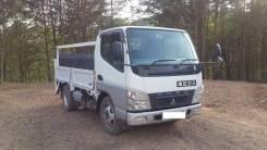 Mitsubishi Canter. Бортовой грузовик. Таможенный ПТС. 4WD. Аппарель 0080, 4 899 куб. см., 2 000 кг.
