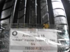 Nokian Hakka Green. Летние, без износа, 1 шт