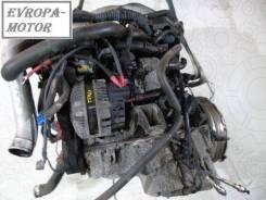 Двигатель (ДВС) BMW 3 E46 1998-2005 г. г. объем 2.0 л дизель