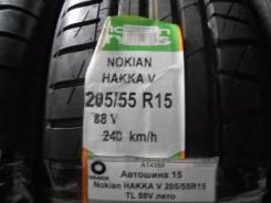 Nokian Hakka V. Летние, без износа, 1 шт