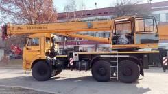 Галичанин КС-55713-5Л. КС 55713-5Л автокран 25т. (Камаз-43118) Овоид при покупке в лизинг, 11 760 куб. см., 25 000 кг., 24 м.