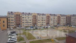 1-комнатная, улица Александра Францева 32. Междуречье, агентство, 36 кв.м. Вид из окна днём