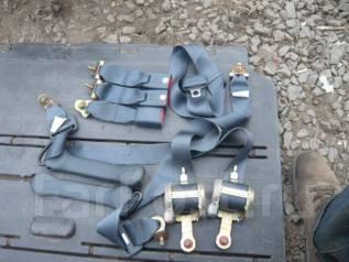Ремень безопасности. Toyota Hilux Surf, LN130G, LN130W