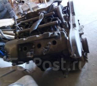 Двигатель в сборе. Toyota Harrier, MCU15W, MCU15 Двигатель 1MZFE