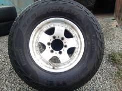 Продам колеса. 7.0x16 6x139.70 ET27