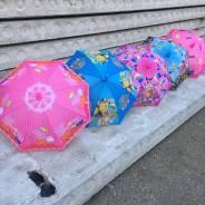 Зонт детский с любимыми героями, новый, в наличии