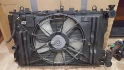 Радиатор охлаждения двигателя. Toyota Allion, NZT260
