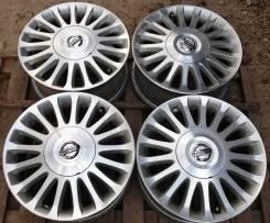 Nissan. 7.0x16, 5x114.30, ET35, ЦО 66,1мм.