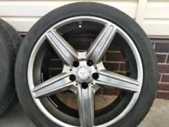 Комплект колес на летней резине. x19 5x112.00 ET43