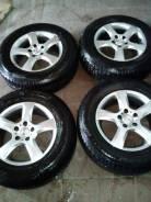 Продам практически новые колеса 215/70R16 5*114,3 J6,5 ET38. 6.5x16 5x114.30 ET38 ЦО 68,0мм.