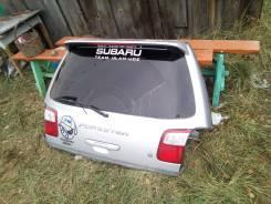 Дверь боковая. Subaru Forester, SF5 Двигатель EJ205