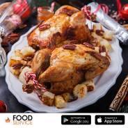 Блюда из курицы.