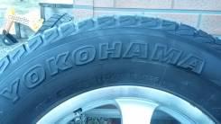 Yokohama Geolandar I/T-S G073. Всесезонные, 2011 год, износ: 10%, 2 шт