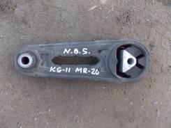 Подушка двигателя. Nissan Bluebird Sylphy, KG11