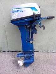 Tohatsu. 9,90л.с., 2х тактный, бензин