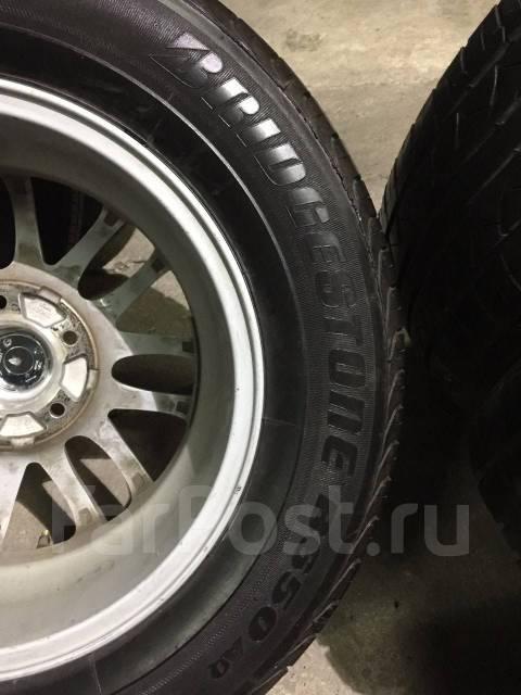 Bridgestone B650AQ. Летние, 10%, 4 шт