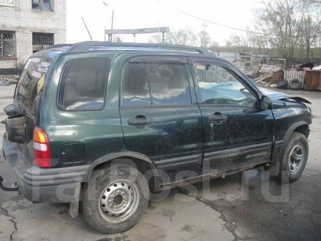 Chevrolet Tracker. J20