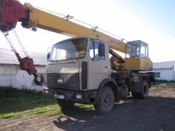 МАЗ Ивановец. , 1 000 куб. см., 15 000 кг., 14 м.
