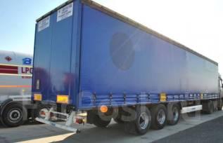 Krone SD. Полуприцеп, 43 000 кг.
