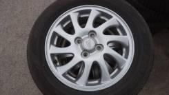 Daihatsu. 4.5x15, 4x100.00, ET45, ЦО 54,0мм.