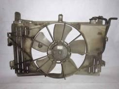 Вентелятор охлождения тойота ярис